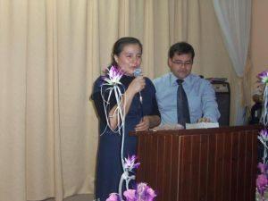 Casal de Missionários