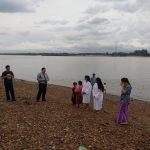 Batismo no primeiro dia do ano