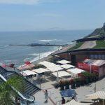 No Peru, a parte rica, no litoral...