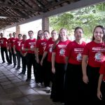 Formandos da Turma Intensiva da Escola de Missões Heróis da Fé