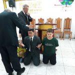 Oração pelo missionário Marcelo Fernandes