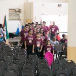 Domingo à tarde - turma da Escola de Missões Intensiva
