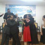Culto de posse do novo pastor em Pontinha, Portugal