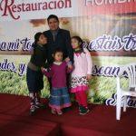 O Senhor tem agregado famílias à Sua obra na nação peruana