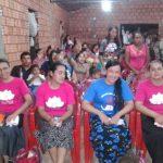 Congresso da União Feminina em Santa Rosa del Araguay