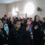 Foram dois dias de adoração a Deus