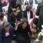 A glória de Deus foi derramada sobre as irmãs