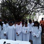 Com o coração contrito, os novos crentes deram testemunho público de sua fé em Jesus