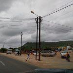 Ruas da cidade de Tete