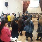 O Senhor tocou em muitas vidas nos cultos realizados em Grândola