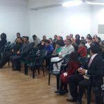 Parte do público presente na V Confraternização da UF