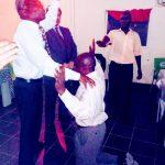 Ordenação do irmão Tutu ao presbitério