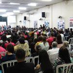 A igreja estava lotada e Deus agiu poderosamente!