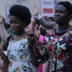 Muitos foram os momentos de adoração a Deus