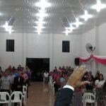 Pr. Francisco da Silva ministrou a Palavra de Deus