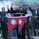 Pr. Paulo Roberto dos Santos, Vice-Presidente de Administração da AME Heróis da Fé, ministrou a Palavra de Deus no encerramento