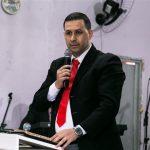 Irmão Cláudio Rocha (dirigente da congregação da Galeria 4B da PEJ)