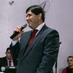 Participação do Pr. Humberto Schimitt Vieira, Presidente da AME Heróis da Fé