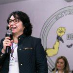 Mara Minoto (Diretora do Departamento de Tratamento Penal da Susepe)