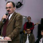 Pr. Sérgio Miguel Cortez, um dos responsáveis pelo trabalho de capelania prisional)