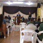 Pr. Antônio Augusto ministrou a Palavra de Deus no culto de Santa Ceia