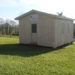 Congregação Setor ABC - falta construir um banheiro nesta congregação