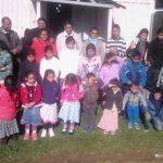Membros da igreja em La Cruz/Argentina