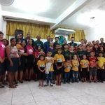Parte da igreja em Manaus/AM