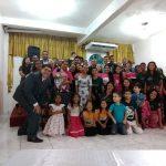 Membros da igreja de Manaus/AM