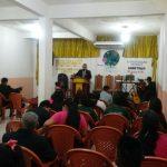 Culto na igreja de Manaus/AM