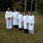Segundo batismo em águas