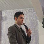 Ev. Rodrigo Tavares, superintendente da Juventude Restauração