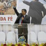 Pr. Sílvio Machado -  Diretor financeiro da AME Herois da Fé