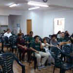 Público presente na consagração Regional de Jovens