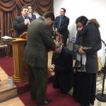 Oração pelo missionário Sandro e família