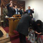 Oração pelo Dc. Reginaldo Antão e família