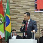 Pastor Valdimir de Almeida, encarregado local