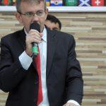 Renê Loch, líder do Departamento de Missões da Área