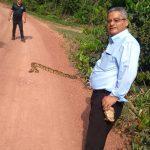 Surpresa no caminho do missionário e do pastor