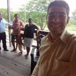 Visita às famílias da comunidade de São Francisco no interior de Manaus/AM