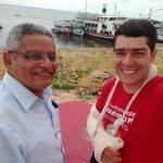 Pr. Paulo Roberto e Miss. Marcelo Fernandes