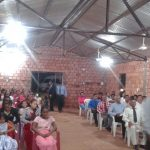 Igreja em Santa Rosa del Aguaray