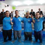 6 Oficiantes do batismo