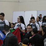 Entrada da 41ª Turma Extensiva da Escola de Missões