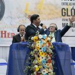 Pr. Humberto S. Vieira, presidente da AME Heróis da Fé