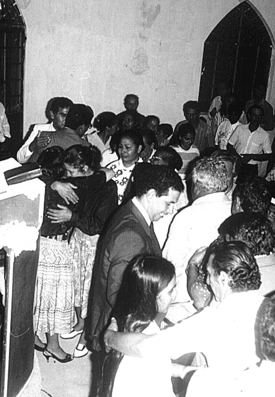 primeiros missionarios despedidos